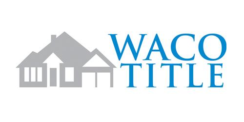Presenting Sponsor - Waco Title